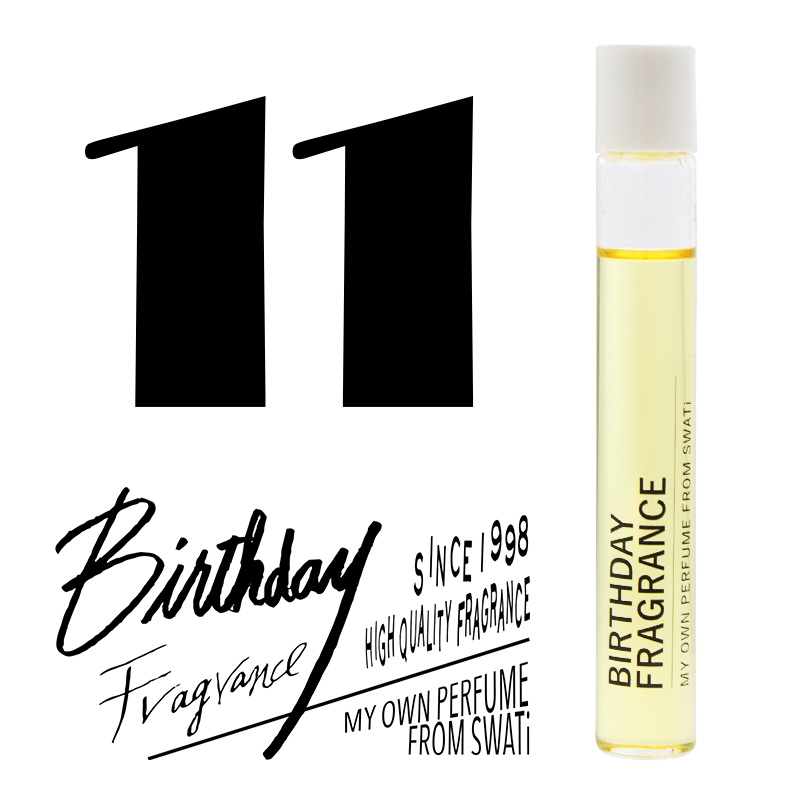 BIRTHDAY FRAGRANCE November(11月)