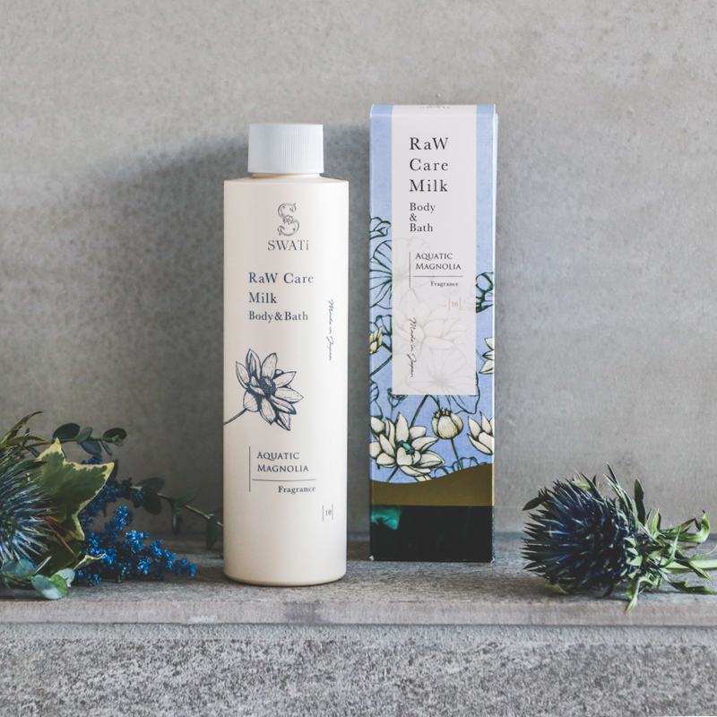 RaW Care Milk Body&Bath(Aquatic Magnolia)