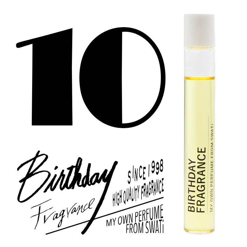 BIRTHDAY FRAGRANCE October(10月)