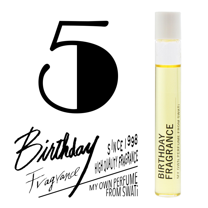 BIRTHDAY FRAGRANCE May(5月)