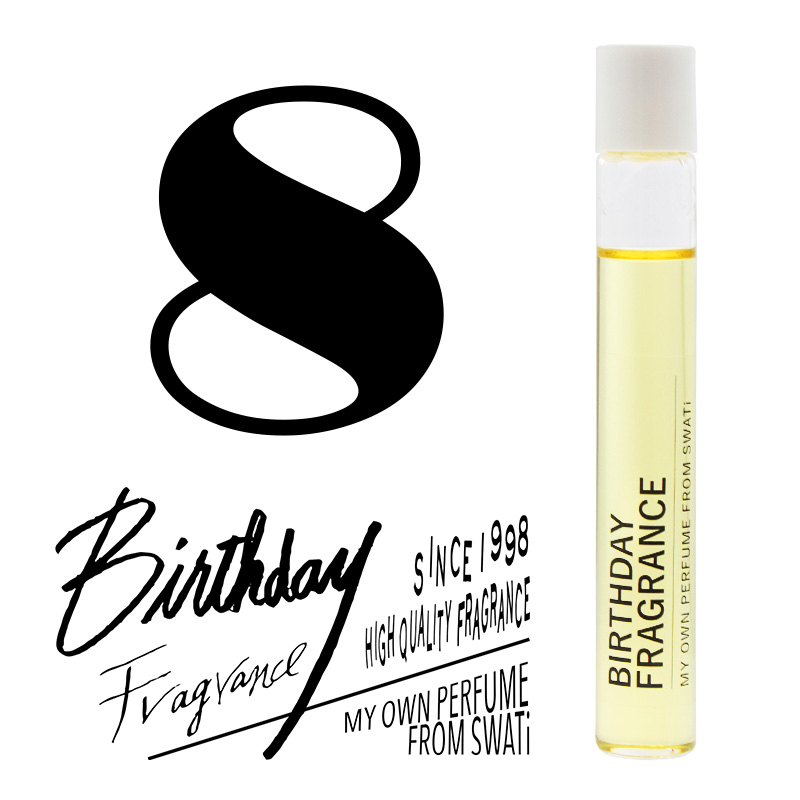 BIRTHDAY FRAGRANCE  August(8月)