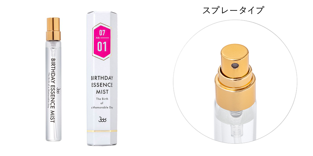 366 BIRTHDAY ESSENCE MIST