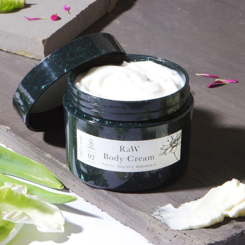 RaW Body Cream (Aquatic Magnolia)