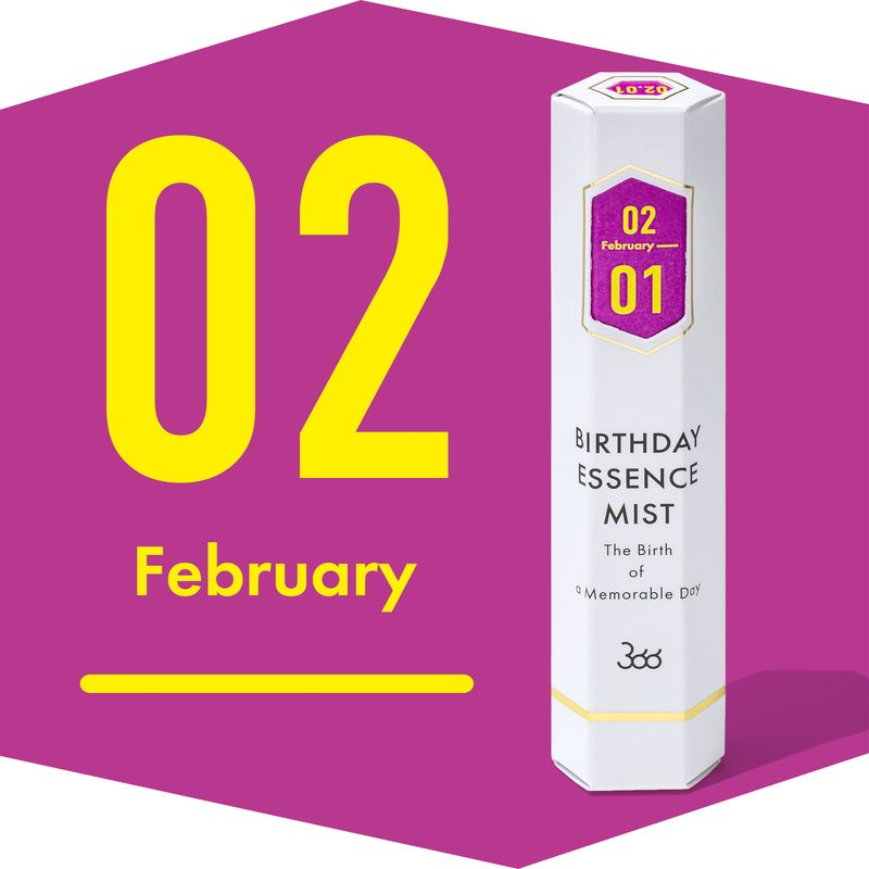 【366】BIRTHDAY ESSENCE MIST February(2月)