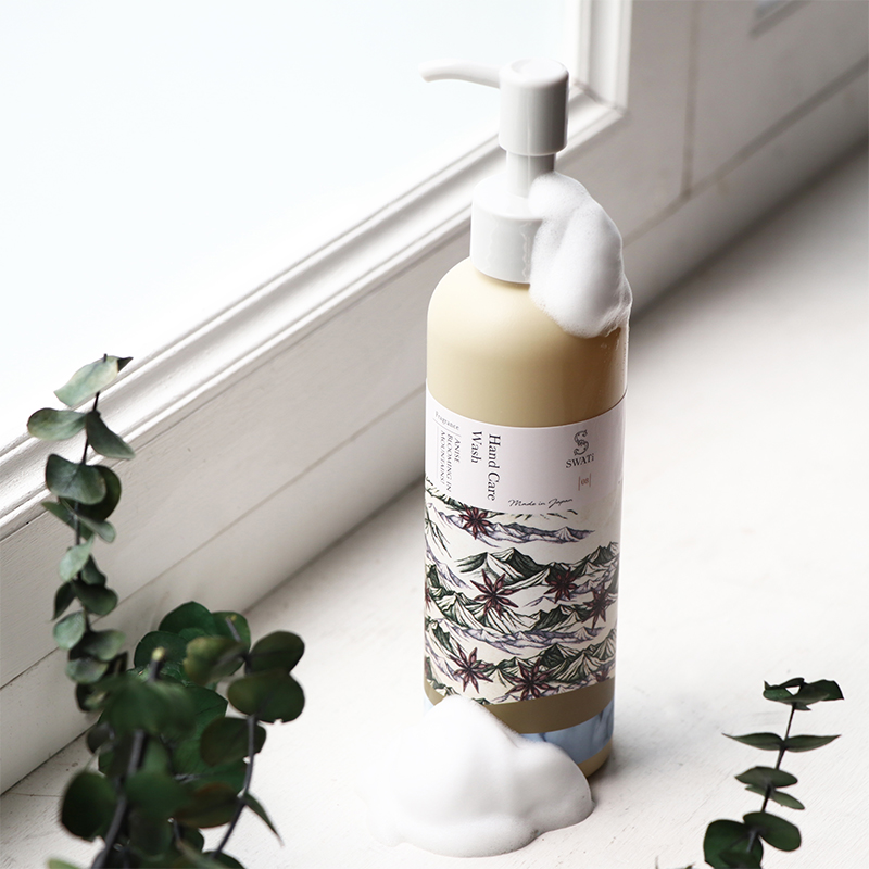 Hand Care Wash(Anise blooming in Mountains!)