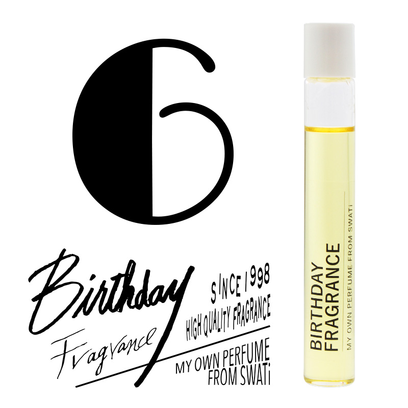 BIRTHDAY FRAGRANCE  June(6月)