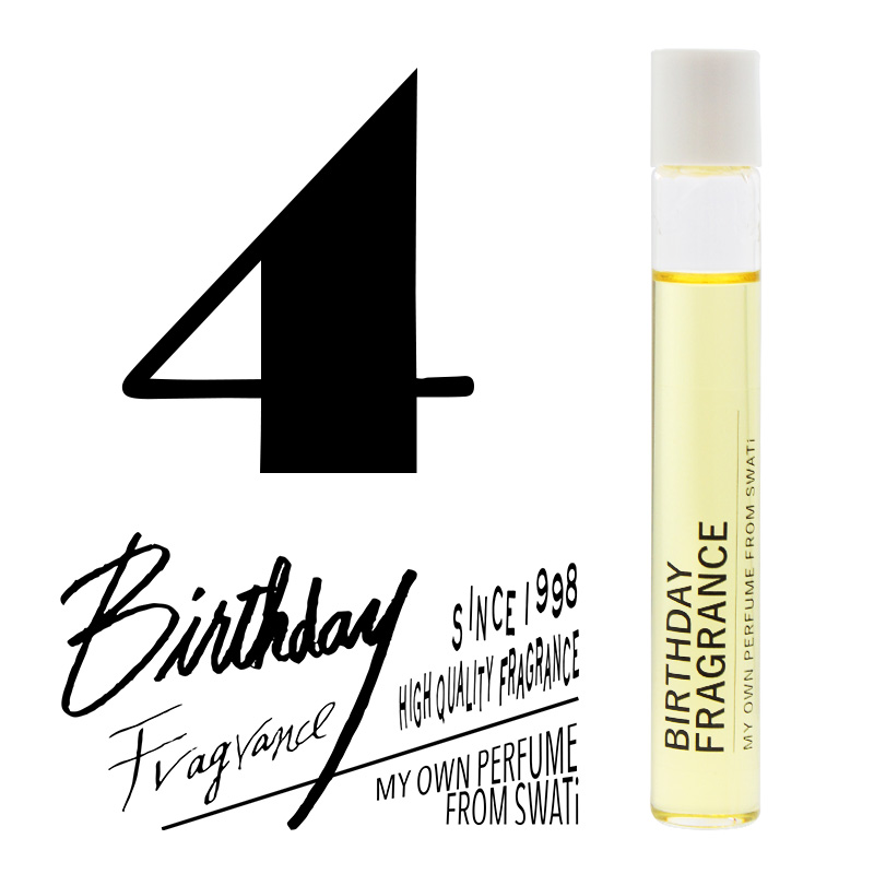BIRTHDAY FRAGRANCE April(4月)