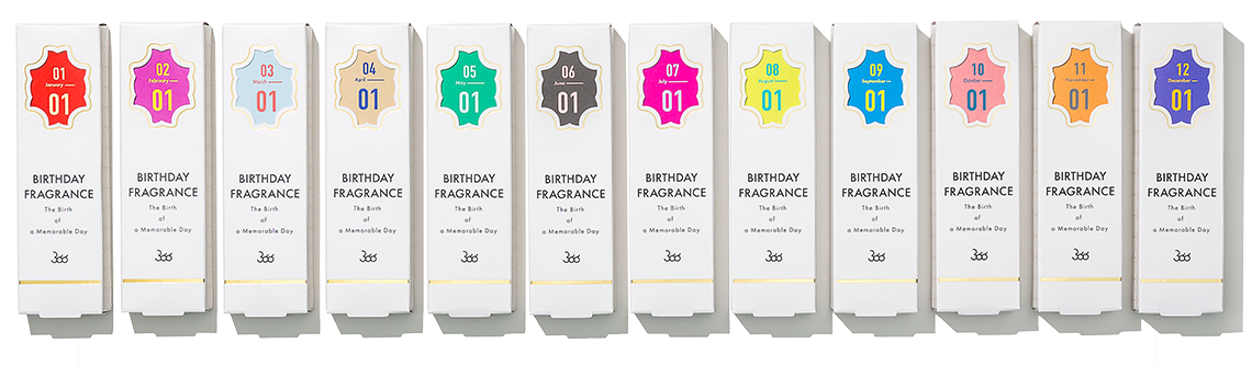 366 BIRTHDAY FRAGRANCE