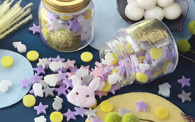 【OFFICIAL STORE限定】コンペイトウキャンドル~Month~ Twinkle