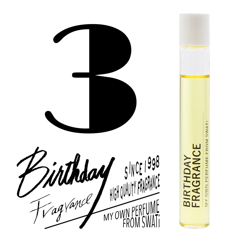 BIRTHDAY FRAGRANCE March(3月)