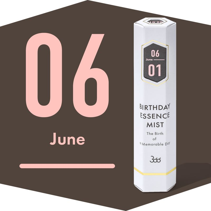 【366】BIRTHDAY ESSENCE MIST  June(6月)