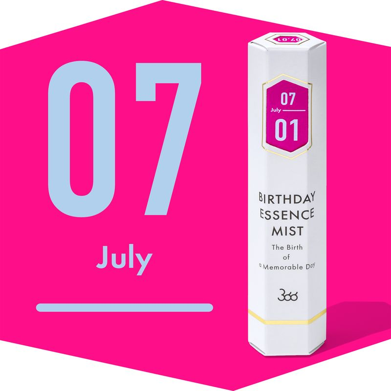 【366】BIRTHDAY ESSENCE MIST July(7月)