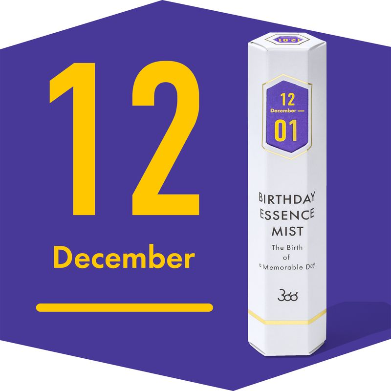 【366】BIRTHDAY ESSENCE MIST  December(12月)