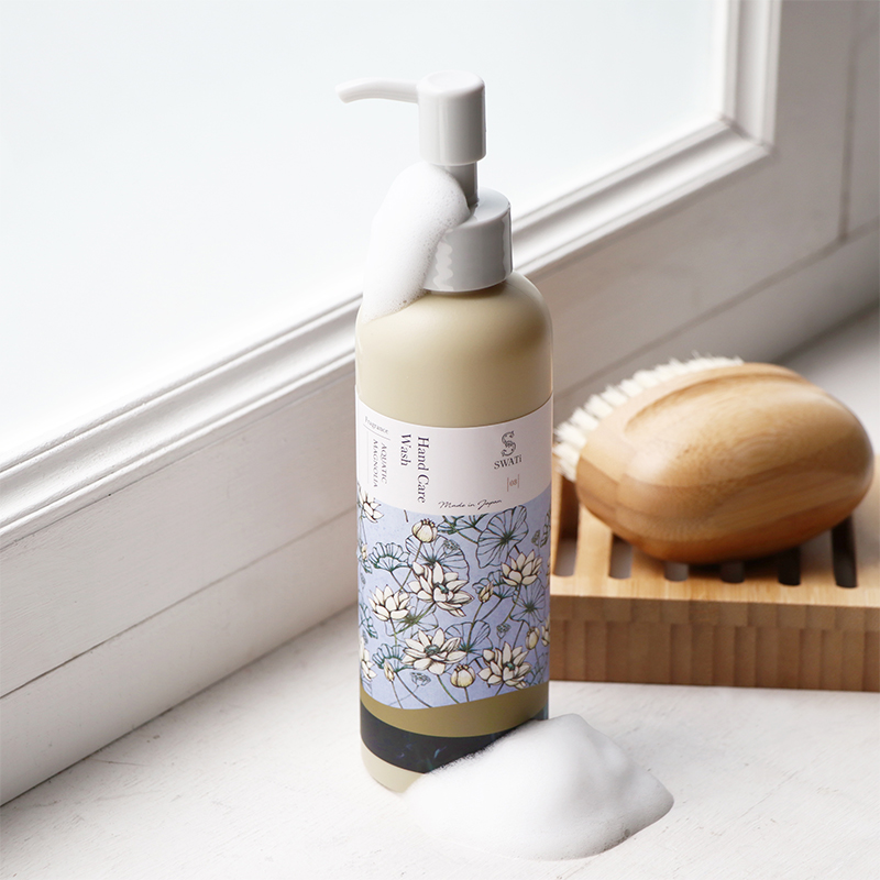Hand Care Wash(Aquatic Magnolia)